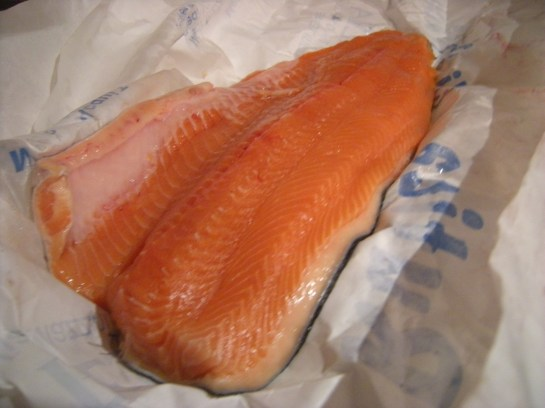 Fresh Italian Salmon Fillet
