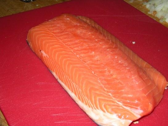 Wild-Caught Atlantic Salmon